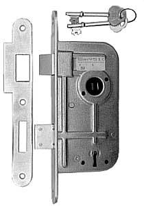 Låshus 40C-45