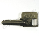 Assa nyckel industrilås