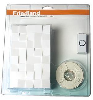 Friedland dörrsignal sats D424
