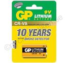 Batteri CR9 Lithium 9Volt