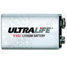 Batteri litium 9 volt
