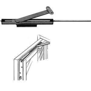 Infälld dörr & fönsterbroms Fix 150S/4