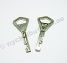 Abloy nyckel