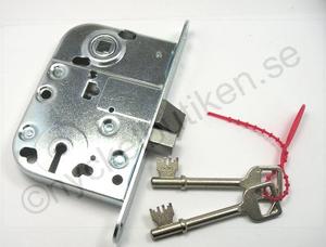 Abloy låshus 2011 enligt nyckelnummer