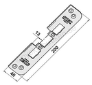 Step 40 Monteringsstolpe ST4009 plan