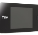 Yale dörröga med bildskärm