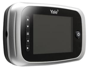Yale dörröga/kamera med bildskärm