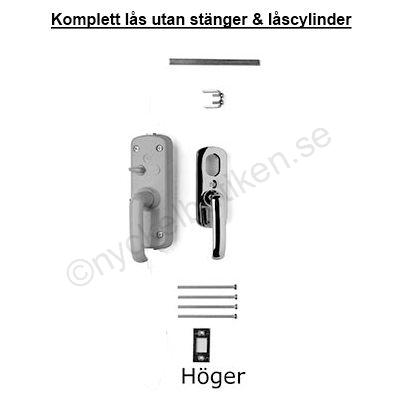 Bra Nyckelbutiken.se - Fix garagelåshus 280 VS-77